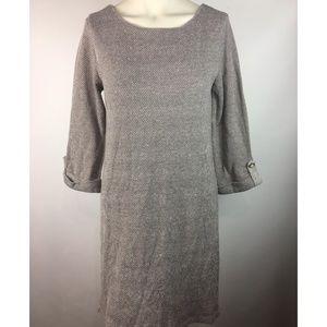 Miami By Francesca's Lined Midi Sweater Dress